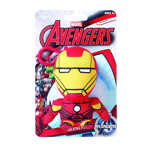 Marvel Iron Man Mini Talking Plush