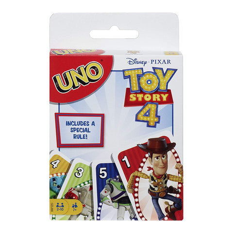 Disney Pixar Toy Story 4 UNO Cards Game