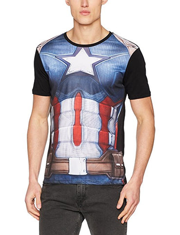 Captain america Civil War - Costume T-Shirt