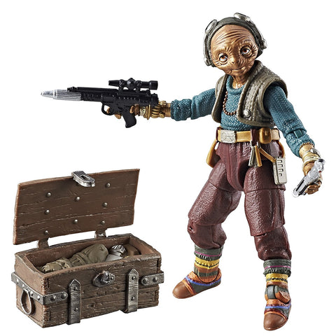 Star Wars The Black Series 6-Inch Action Figure - Maz Kanata
