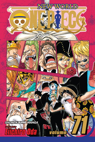One Piece Vol. 71 Paperback