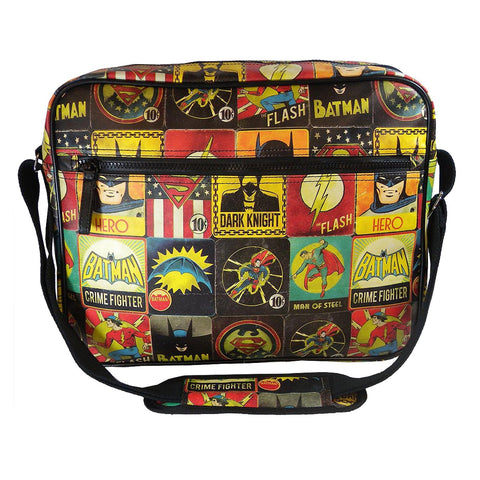 DC Comics Comic Messenger Bag
