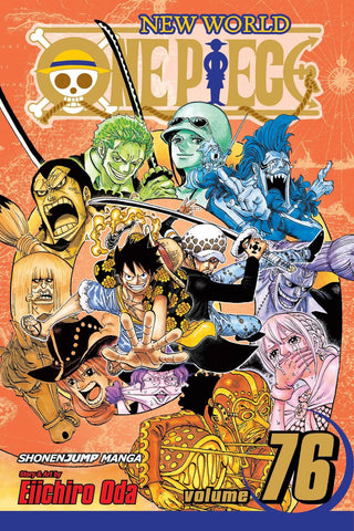 One Piece Vol. 76 Paperback