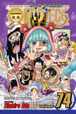One Piece Vol. 74 Paperback