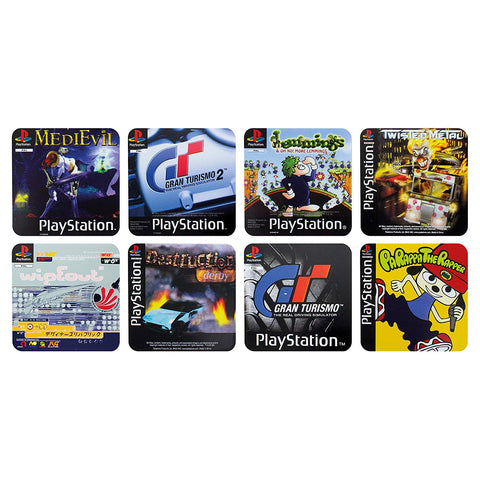 Playstation Coasters