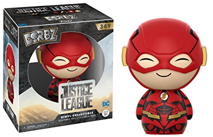Dorbz Justice League Flash Vinyl Figure