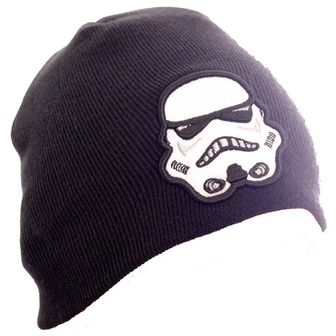 Star Wars 3D Stormtrooper Beanie Black