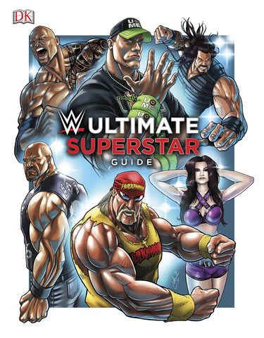 WWE Ultimate Superstar Guide Hardcover