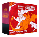 Pokemon TCG: Sun and Moon 10 Unbroken Bonds Elite Trainer Box
