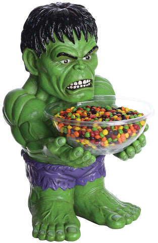 Marvel Comics Candy Bowl Holder Hulk