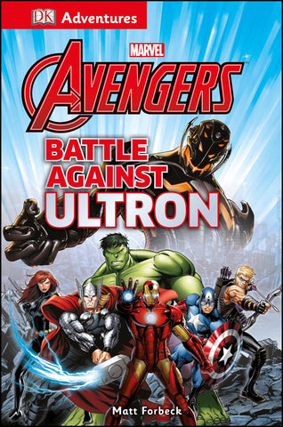 Marvel The Avengers: Battle Against Ultron Hardcover