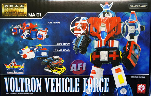 MA-01 Voltron Vehicle Force Miracle Pro