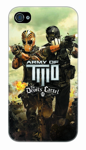 Army of Two iPhone 4/4S Case Big Ben Interactive Official