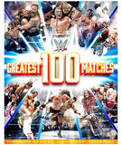 WWE 100 Greatest Matches Hardcover