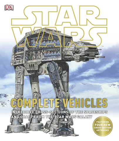 Star Wars: Complete Vehicles Hardcover