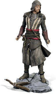 Assassin's Creed Movie Fassbender Aguilar Statue
