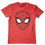 Spider Mask Mens T-Shirt