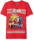 Batman Men's Robin & Santa Short Sleeve T-Shirt