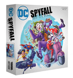 DC Comics Spyfall Board Game