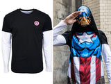 Captain America Alter-Ego T-Shirt