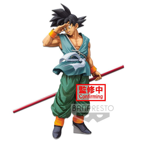Dragon Ball Super - The Son Goku Master Stars Piece Manga Dimension Figure