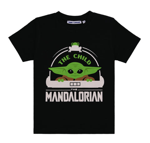 Mandalorian The Child Tee For Kids