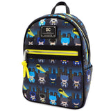 Loungefly Batman 80th Anniversary Chibi Mini Backpack (Preorder)