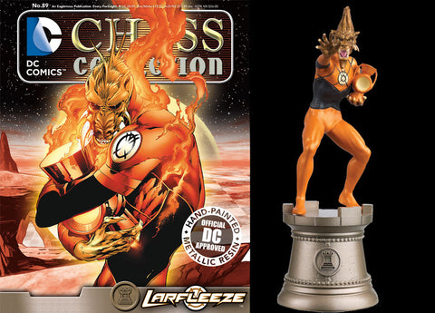 DC Chess Collection 89 Larfleeze
