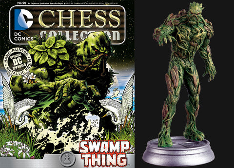 DC Chess Collection 90 Swamp Thing