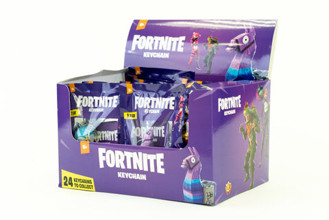 Fortnite Keychain (Assorted 1 Piece)