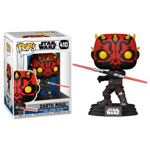Funko POP! Star Wars Clone Wars Darth Maul Vinyl Figure