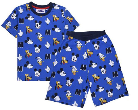 Mickey & Friends AOP Kids Pyjamas