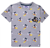 Mickey Mouse Pixel AOP T-Shirt