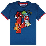 "Pokemon ""P"" T-Shirt"
