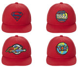 Superman Cap Interchangeable Badge