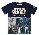 Star Wars Rogue One Foil Poster Print 3/4 T-Shirt