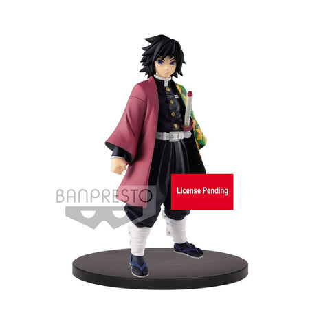 Demon Slayer: Kimetsuno Giyu Tomioka Vol 4 Statue