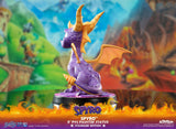 Spyro The Dragon First 4 Figures PVC Statue