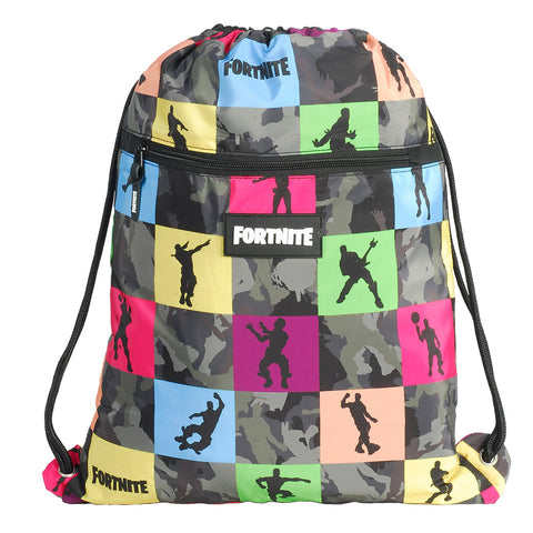 Fortnite Dancing Lama Gym Bag