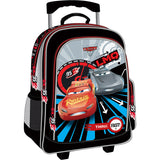 Cars Mc Queen And LMO Trolley Bag