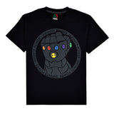Thanos Gauntlet Black T-Shirt