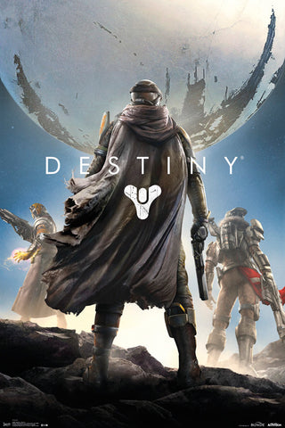 Destiny Cover Poster