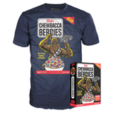 Boxed Star Wars Chewie Berries Tees