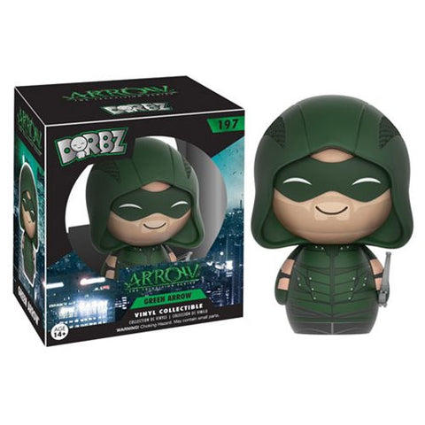 Dorbz DC Arrow Vinyl Figure