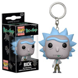 POP Rick and Morty Rick Pocket Key Chain