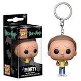 POP Rick and Morty Morty Pocket Key Chain