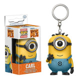 POP Despicable Me 3 Carl Jumpsuit Pocket Key Chain