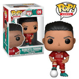 Funko POP! Football Liverpool Firmino Vinyl Figure