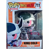 Funko POP! Dragon Ball Z King Cold Exclusive Vinyl Figure