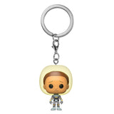 Funko POP! Rick and Morty - Space Suit Morty Keychain